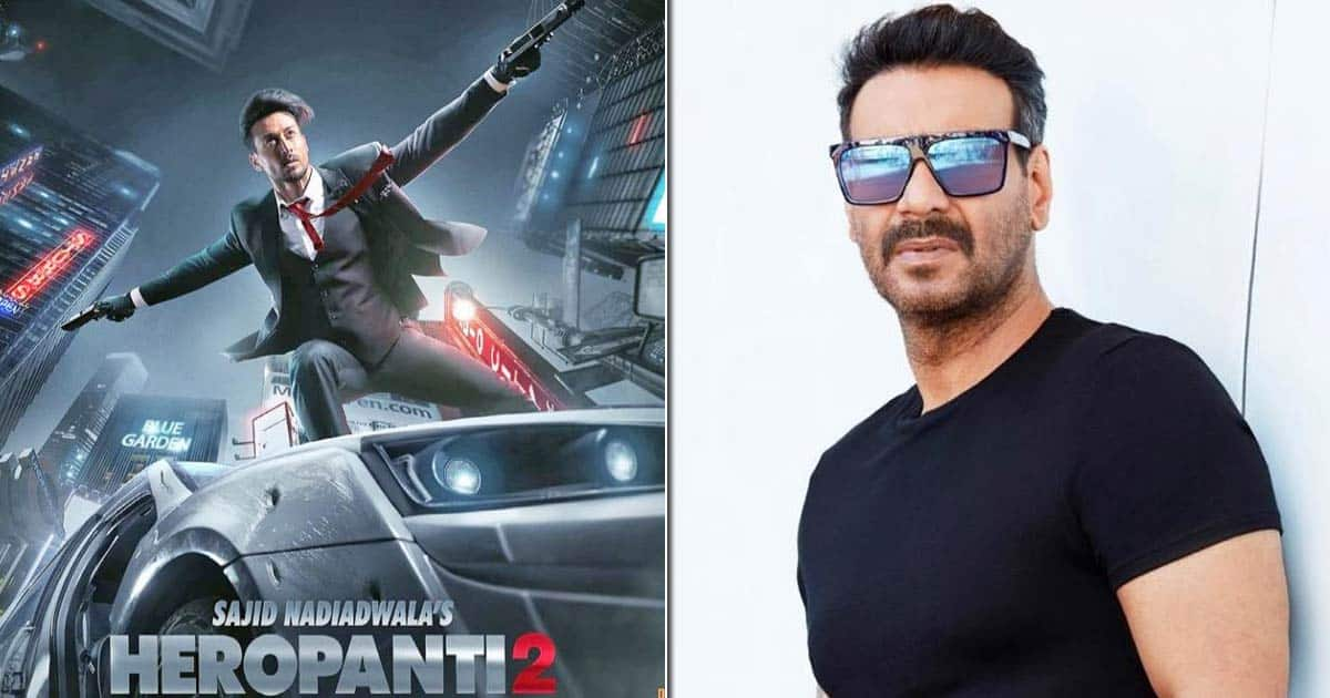 Ajay Devgn's MayDay & Tiger Shroff's Heropanti 2 To Fight It Out On Eid In A Battle Of Generations At The Box Office