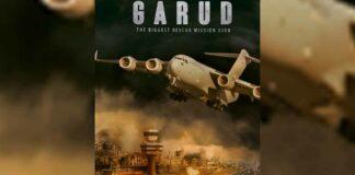 Ajay Kapoor, Subhash Kale announce 'Garud' based on Afghan rescue crisis