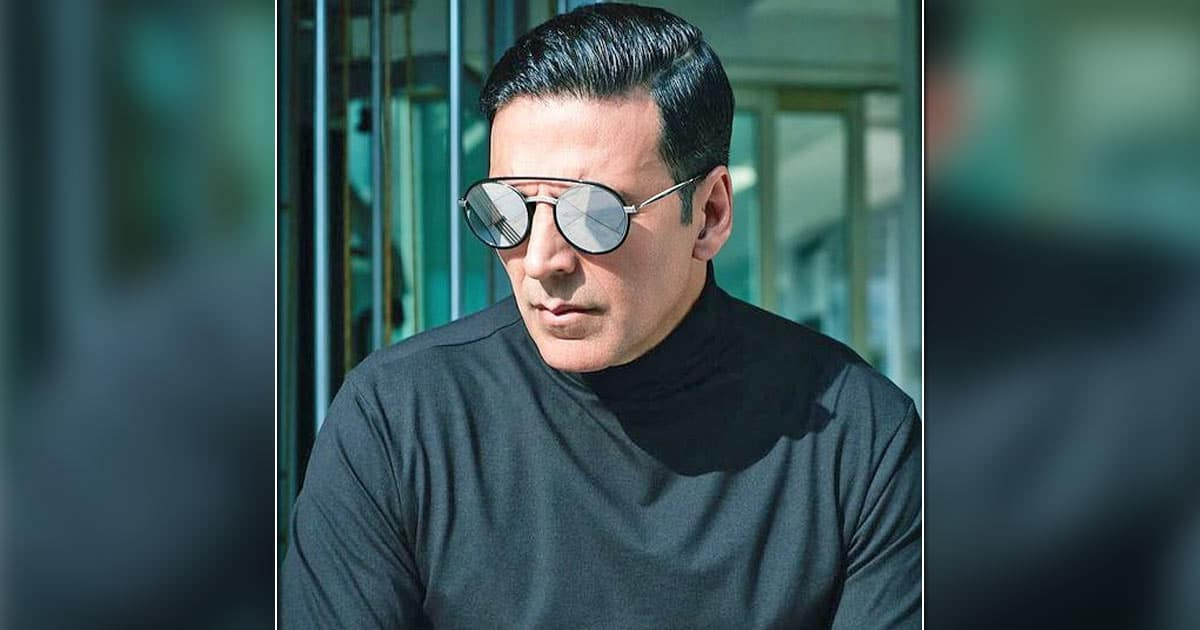 Akshay Kumar Fears Even Jumping For A Stool, Can You Believe It?
