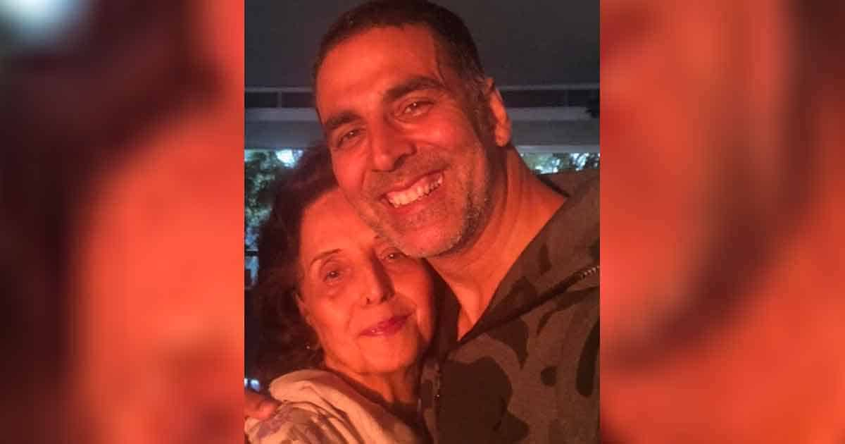 Akshay Kumar Shares A Update On His Mother's Health, Tweets,