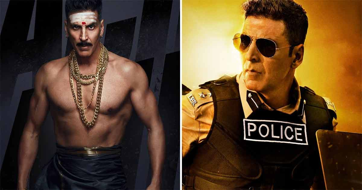 Akshay Kumar's Bachchan Pandey Teaser To Be Out With Sooryavanshi? Double Dhamaka For Fans!