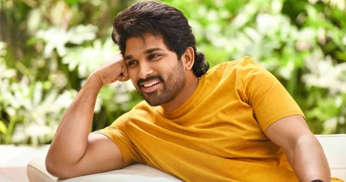 Allu Arjun Enjoys Breakfast At A Roadside Joint While Shooting For Pushpa