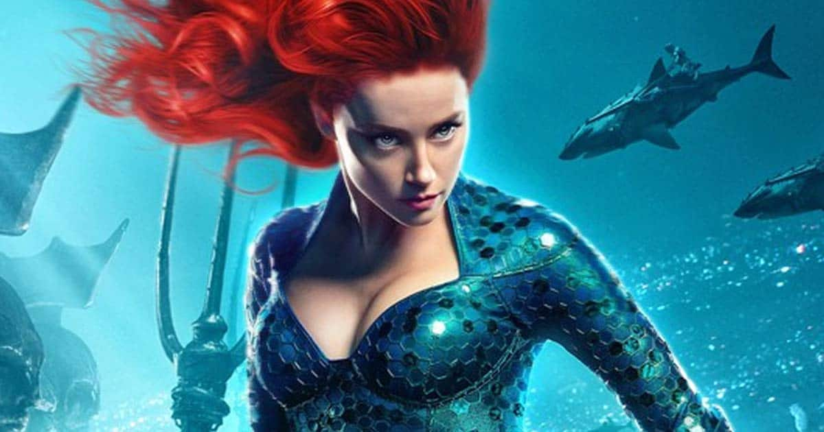 Amber Heard's Standalone Aquaman Spin-Off For Mera To Release On HBO Max?