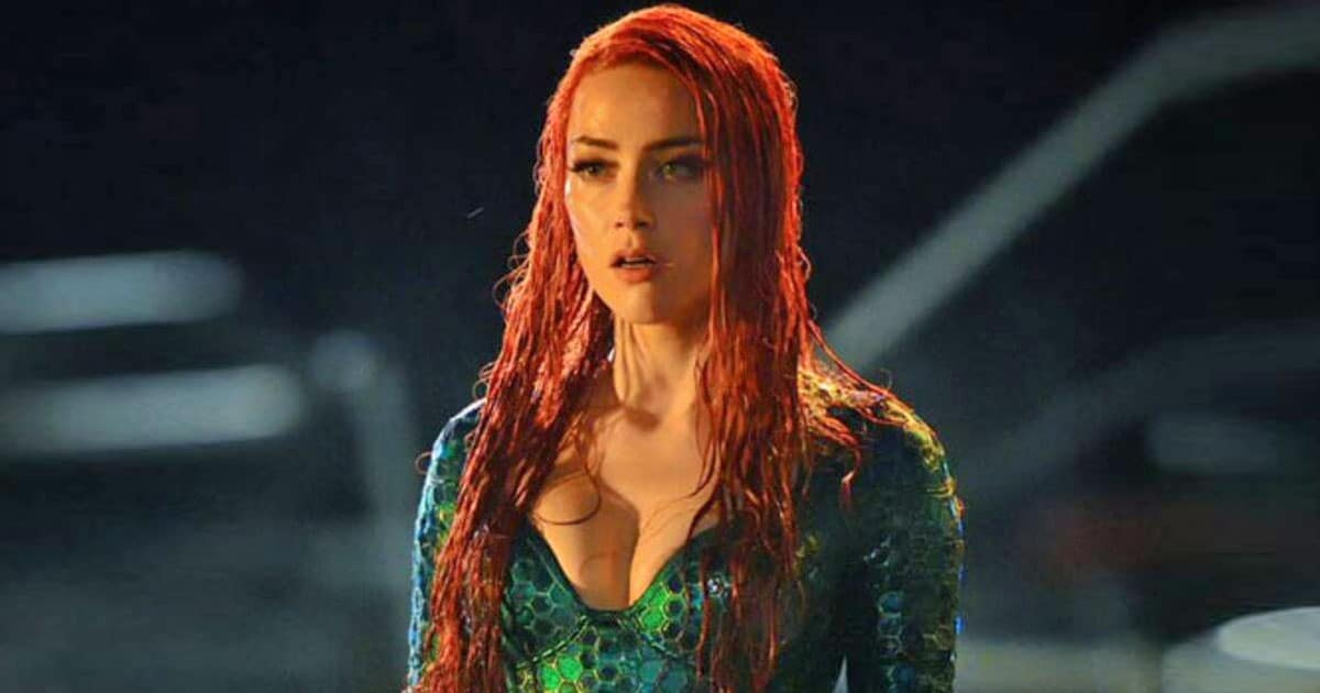 Amber Heard To Earn A Whopping Salary For Aquaman 3?