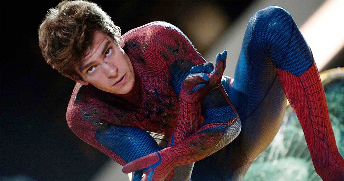Andrew Garfield Calls Spider-Man: No Way Home Set Pictures Fake