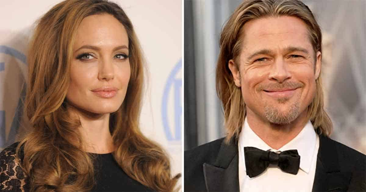 Angelina feared for family's safety during Brad Pitt marriage