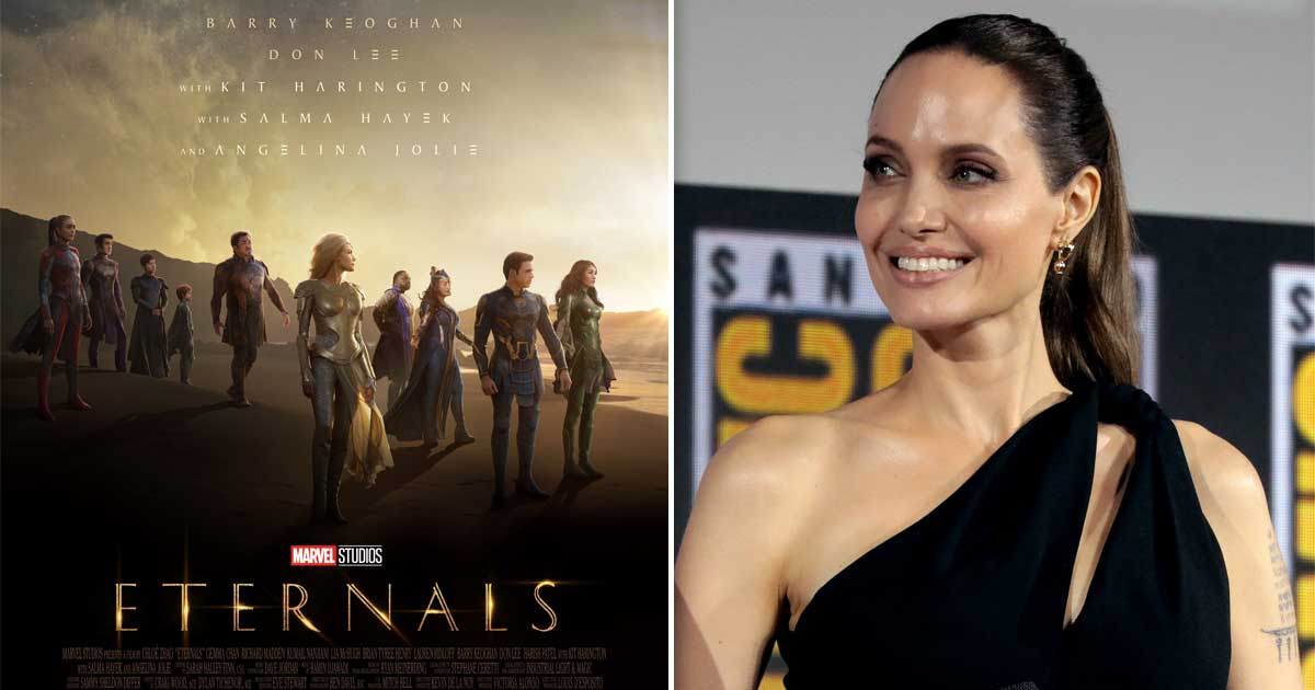 Angelina Jolie Opens Up On Her Future In MCU