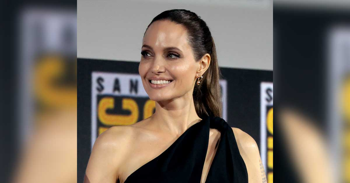 Angelina Jolie Wants To Expand The 'Women For Bees' Program