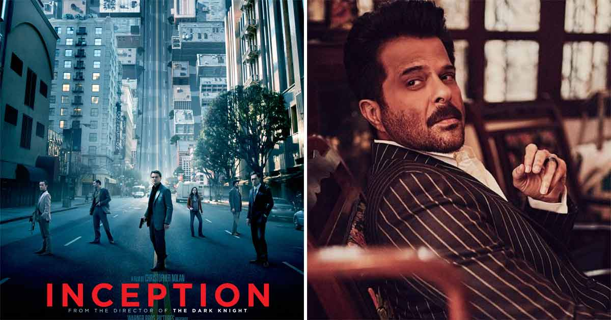 """Anil Kapoor Auditioned For A Role In Christopher Nolan's Inception – Unfortunately It """"Did Not Materialize"""""""