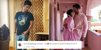 Ankita Lokhande Posts A Mushy Pic With Beau Vicky Jain Captioned As 'True Story'; Fans Ask Was It 'Fake Story' With Sushant Singh Rajput? Deets Inside