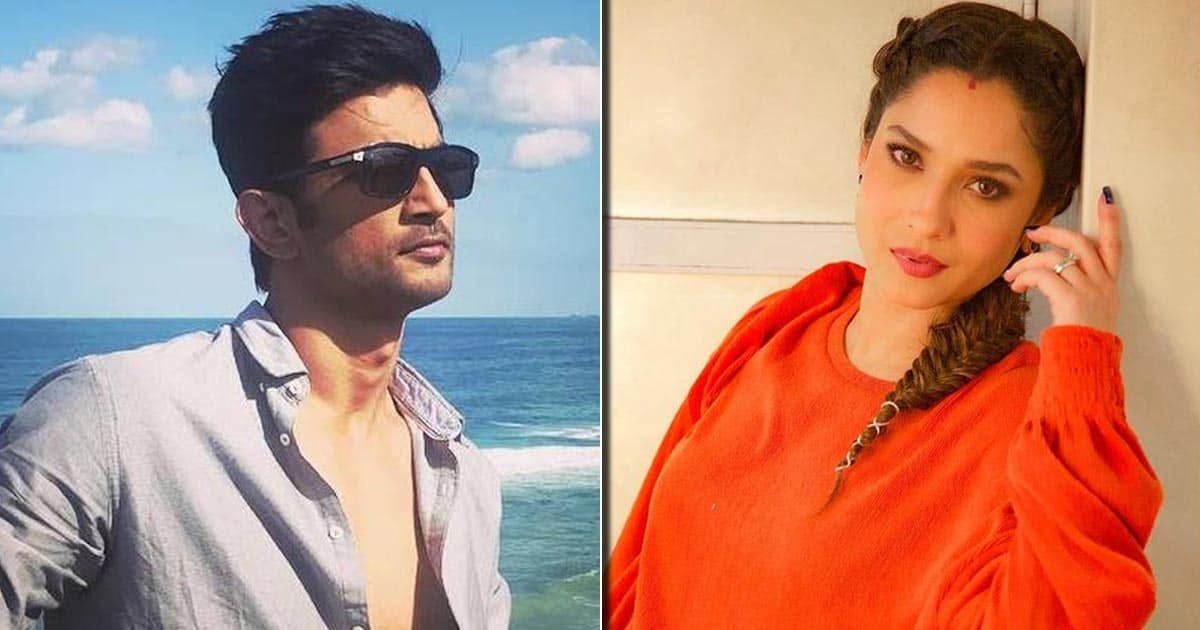 Ankita Lokhande Remember Her First Weird Interaction With Sushant Singh Rajput