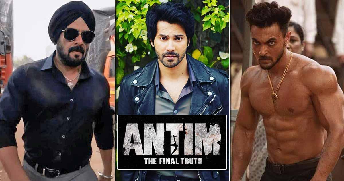 Antim: Varun Dhawan's Ganpati Song In The Salman Khan-Aayush Sharma Starrer To Be Out This Week – Reports