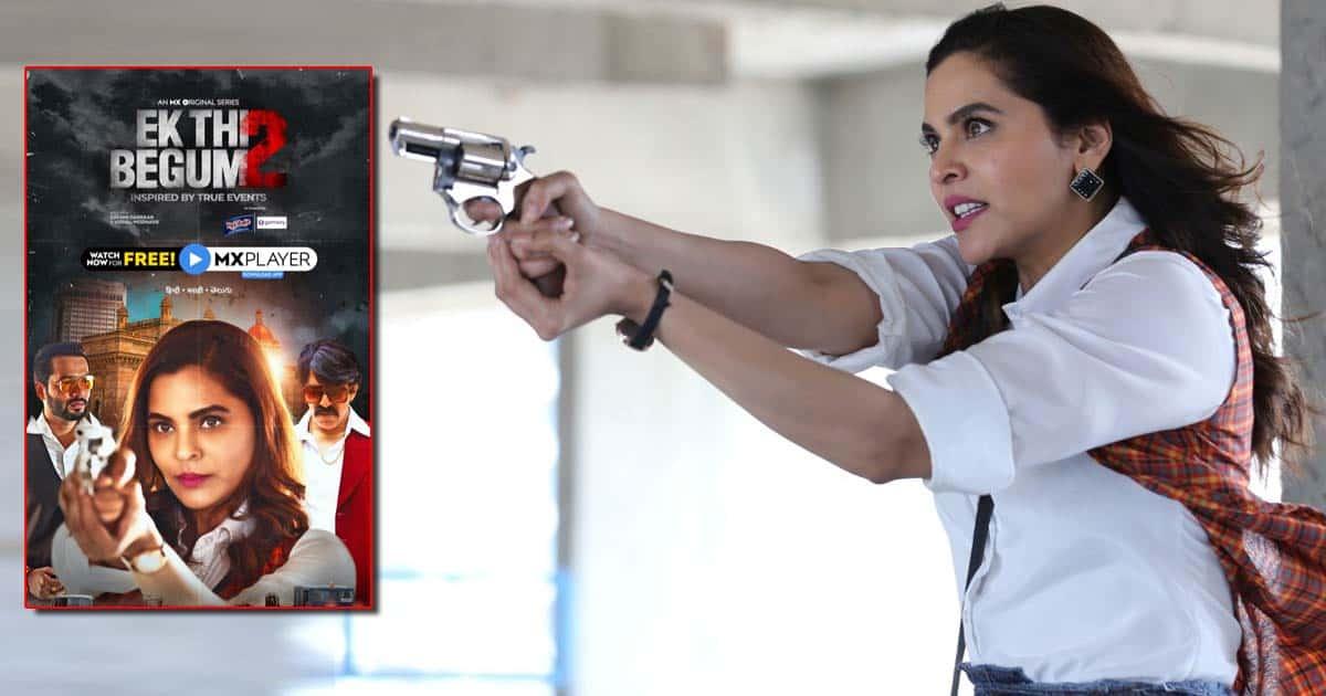 Anuja Sathe On Handling A Gun During 'Ek Thi Begum 2' Shoot