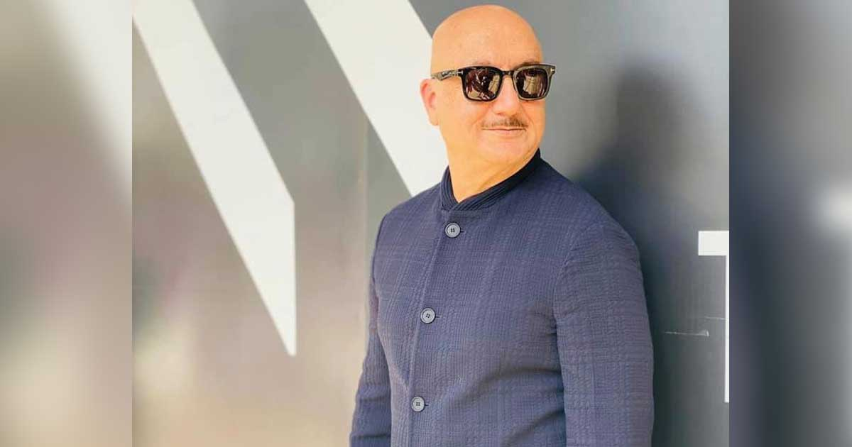 Anupam Kher to get honorary doctorate from American university