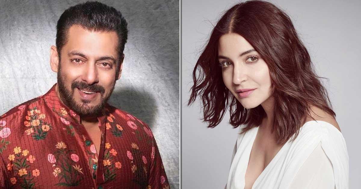 Anushka Sharma On Salman Khan