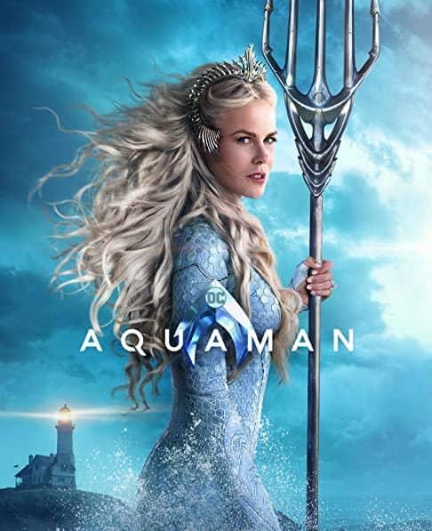 Aquaman And The Lost Kingdom Welcomes Back Nicole Kidman?