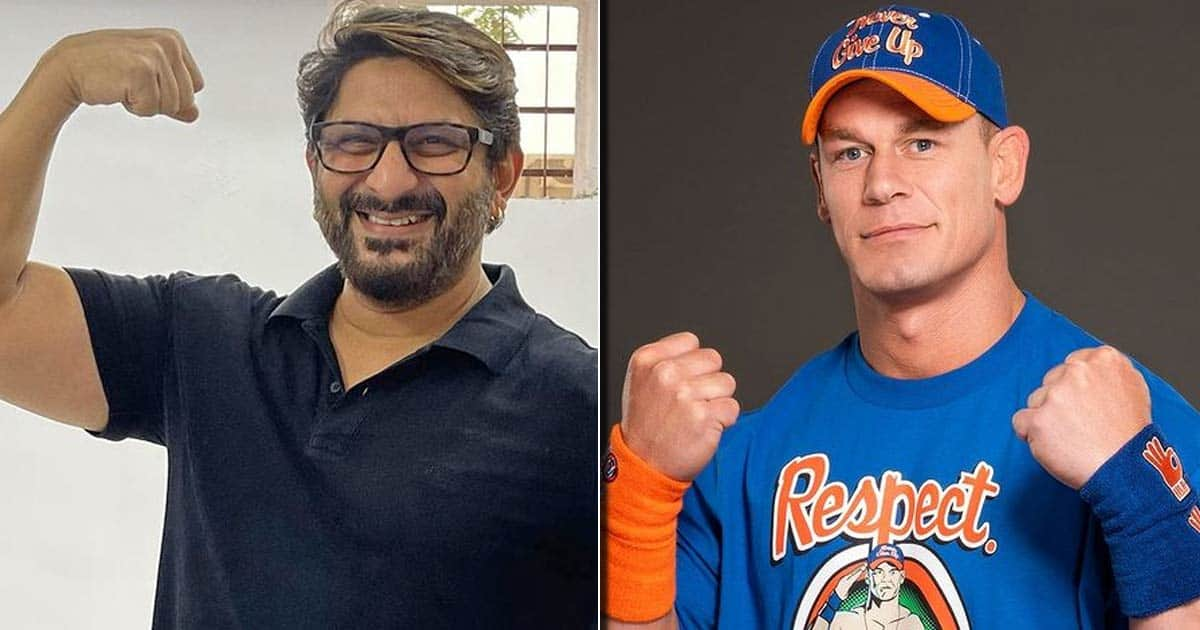 Arshad Warsi On John Cena Sharing His Physique Update
