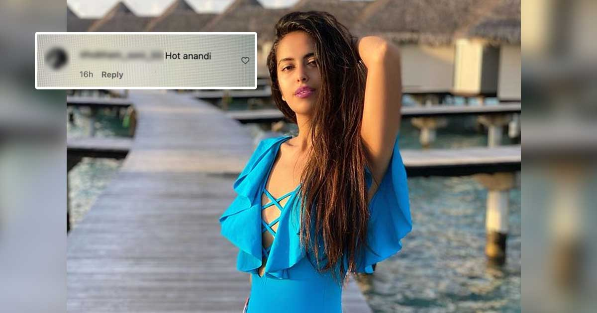 """Avika Gor Breaks The Internet With Her Tiny Bikini Video; A User Comments, """"Hot Anandi,"""" Check Out"""