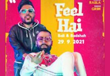 Badshah raps with Bali for new single 'Feel Hai'