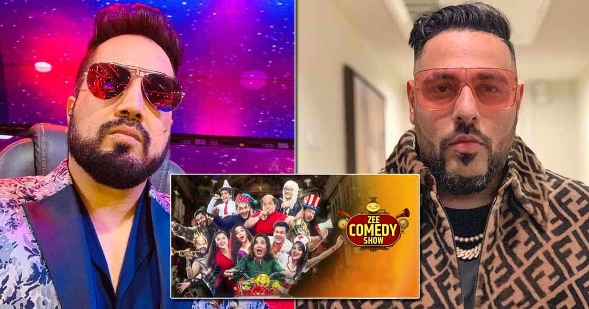 Badshah to appear on 'Zee Comedy Show' as special guest