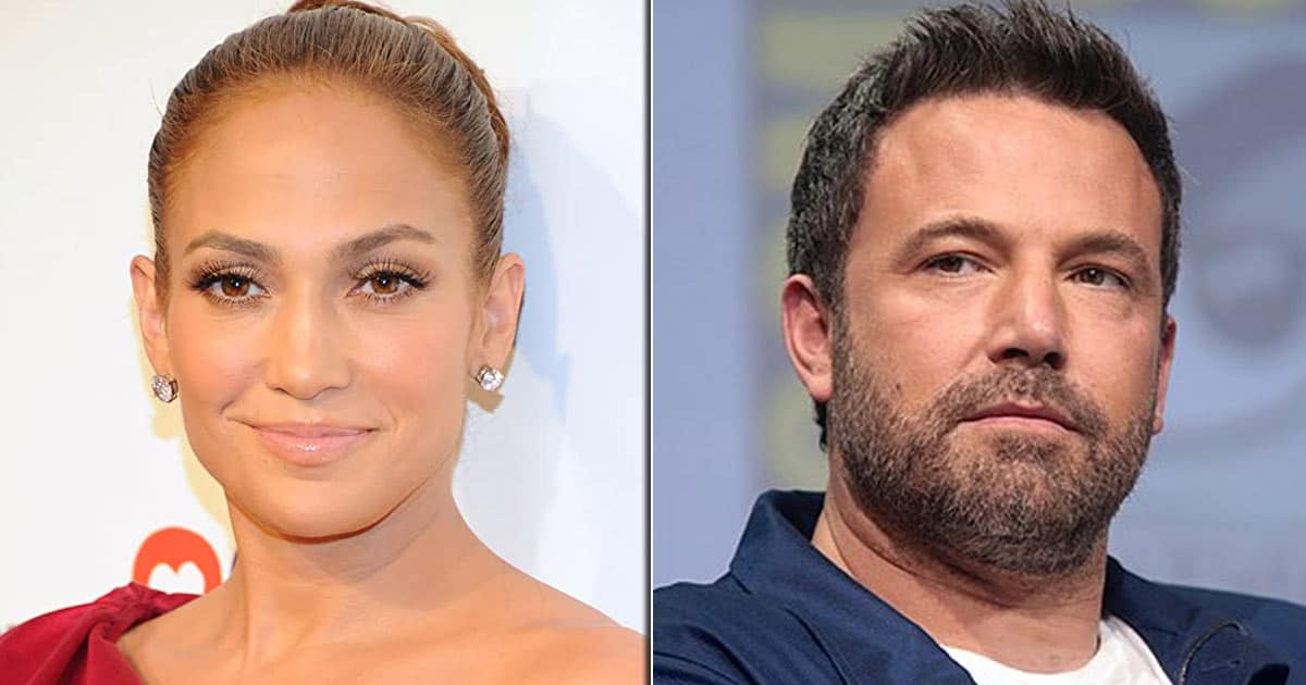 Ben Affleck Comes To The Rescue After An Overzealous Fan Tries To Take Photo With Jennifer Lopez Without Permission