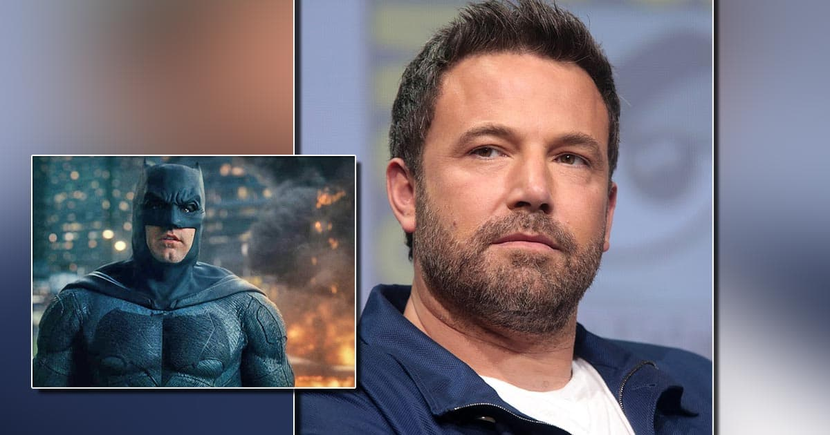 Ben Affleck Is Not Playing Batman Again After The Flash?