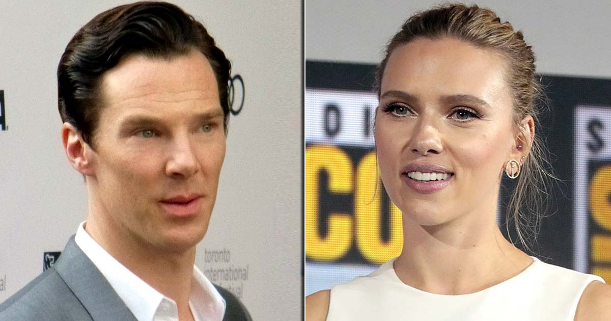 Benedict Cumberbatch Opens Up On Scarlett Johansson's Black Widow Lawsuit Against Disney