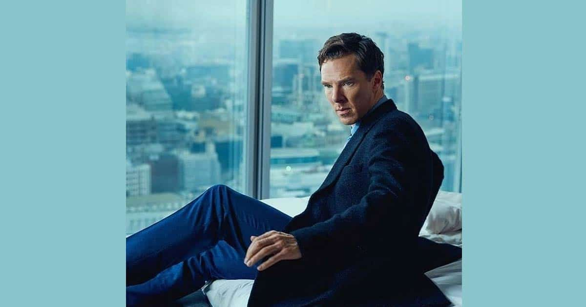 Benedict Cumberbatch says an actor's sexuality not relevant to a role
