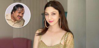 Bhabiji Ghar Par Hai Fame Saumya Tandon Looks Stunning In Blazer Paired Up With Bra