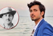 Bhagat Singh more interesting than we've been told: Amol Parashar