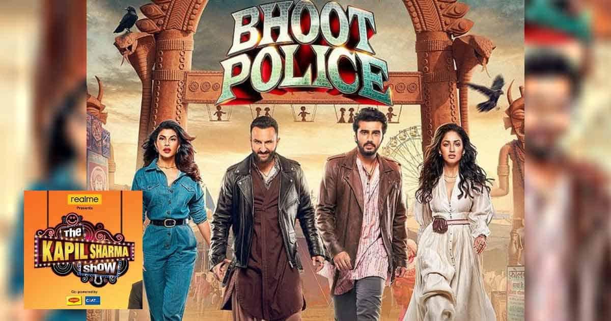 The Kapil Sharma Show: Saif Ali Khan Starrer Bhoot Police Cast Along With Singers Udit Narayan & Kumar Sanu Will Grace The Show This Coming Weekend