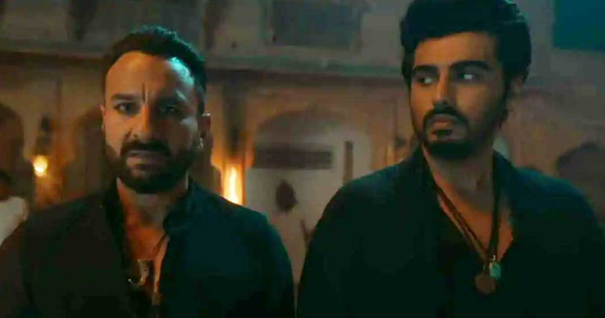 Bhoot Police Movie Review!