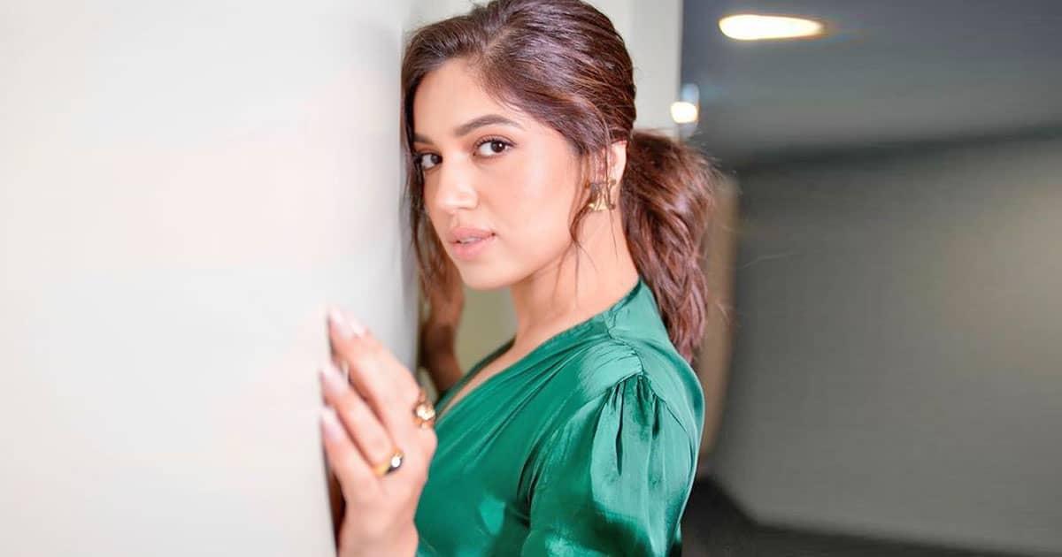 Shubh Mangal Savdhaan Star Bhumi Pednekar Says She's Little Shy To Call Herself A Star