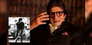 Big B shares throwback cricket pic from 'Mr. Natwarlal' shoot