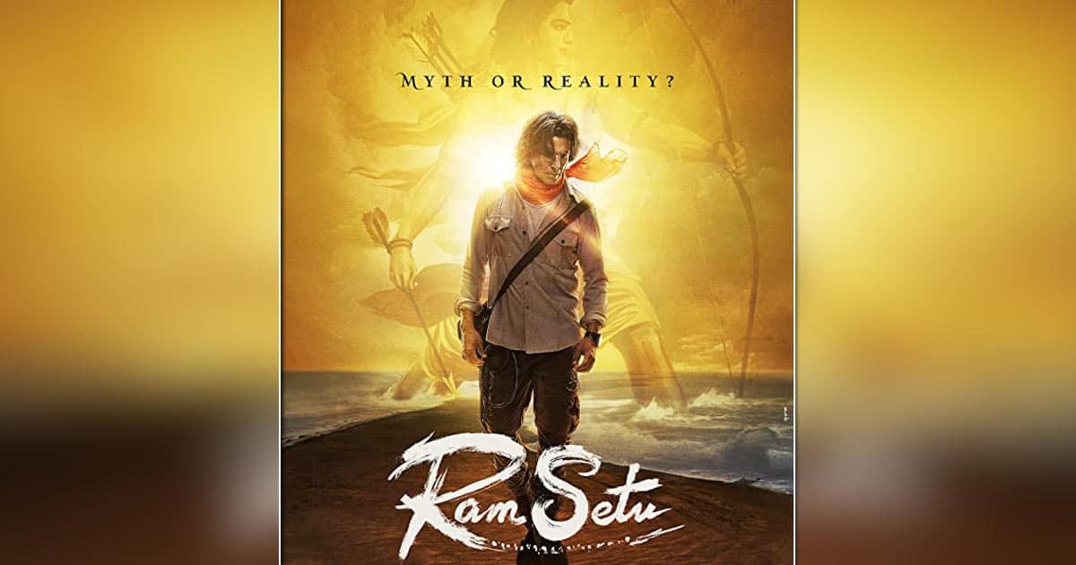 Big Update On Akshay Kumar's Ram Setu