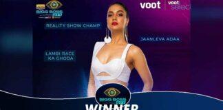 Divya Agarwal Is The Winner Of Bigg Boss OTT!