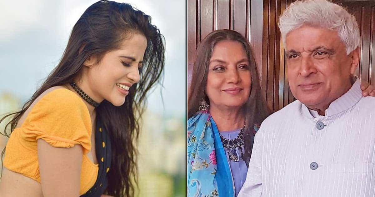 Bigg Boss OTT Contestant Urfi Javed Mistaken As Javed Akhtar's Granddaughter; Shabana Azmi Clarifies