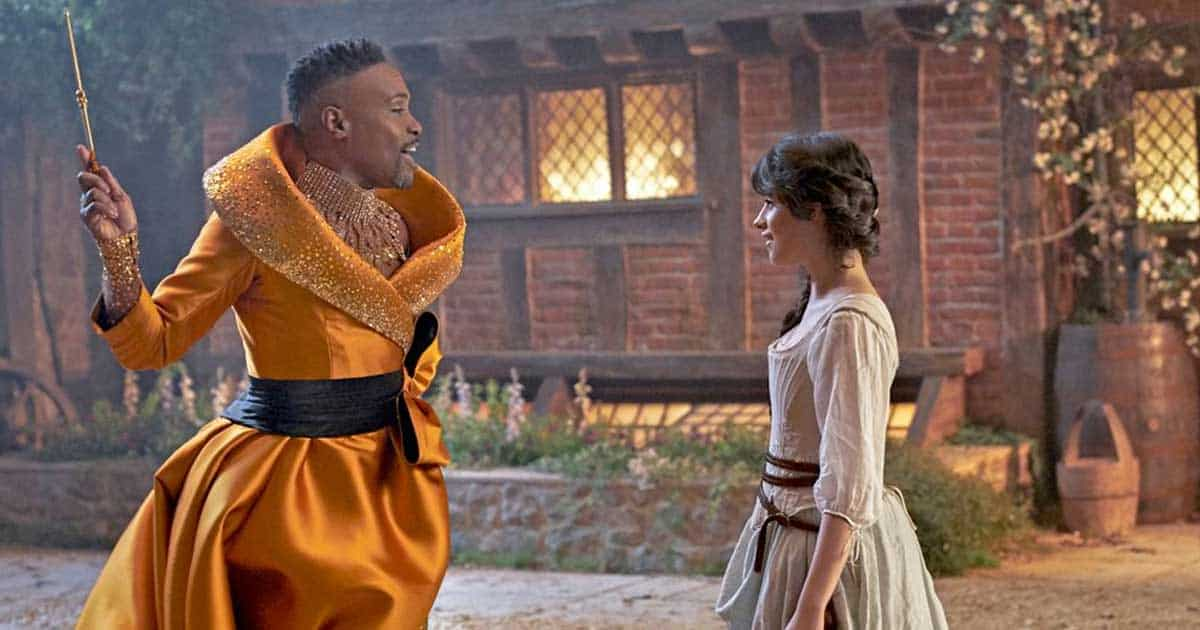 Billy Porter's First Reaction When He Got To Know About Playing Camila Cabello's Godmother In Cinderella Is Unmissable