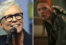 """'Black Widow' Scarlett Johansson Finds Support In Jamie Lee Curtis In Ongoing Fight With Disney; Actress Writes, """"Don't F*ck With This Mama Bear"""""""