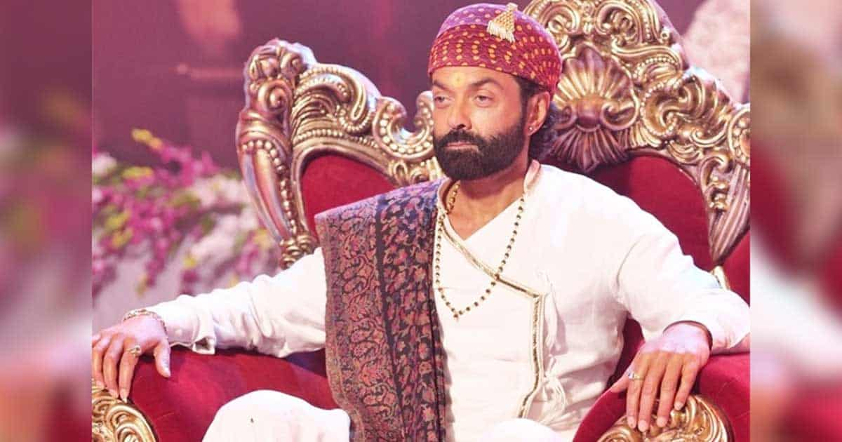 Bobby Deol Receives Best Actor's Award For 'Aashram' At The 27th Lions Gold Awards