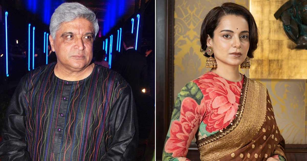 Bombay HC Rejects Kangana Ranaut's Plea Against Defamation Case By Javed Akhtar