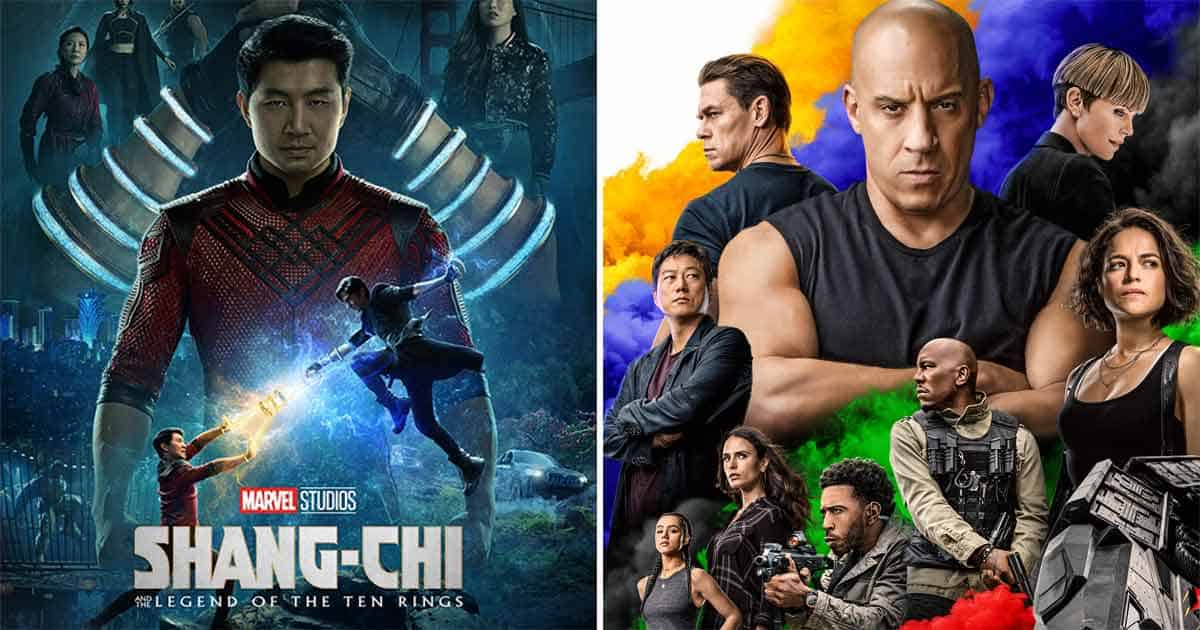 Box Office - Predictions go for a toss as Shang-Chi and the Legend of the Ten Rings surpasses Fast & Furious 9, springs a pleasant surprise