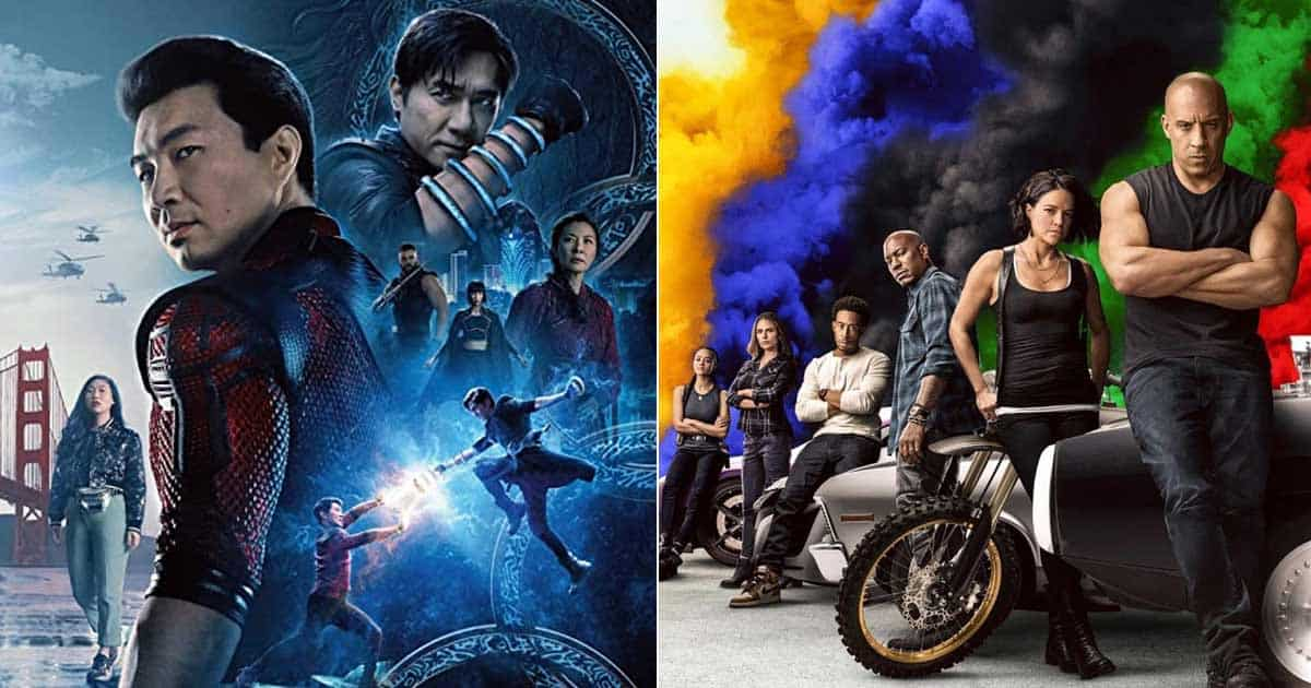 Box Office - Shang-Chi and the Legend of the Ten Rings and Fast & Furious 9 grow on Saturday, send out positive signals