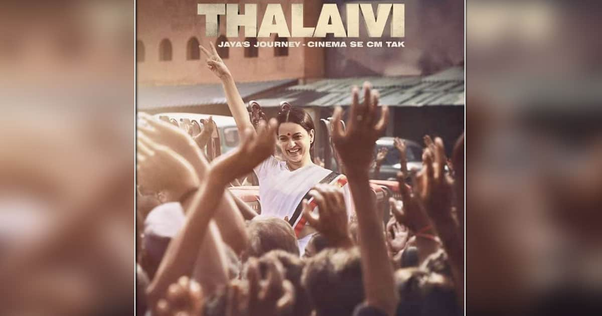 Box Office - Thalaivii (Hindi) takes an expected low opening