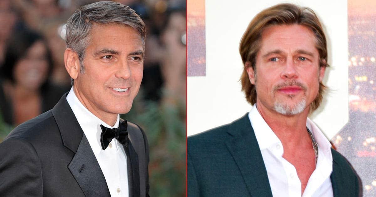 Brad Pitt & George Clooney Reunite In New Film From Spider-Man Director Jon Watts