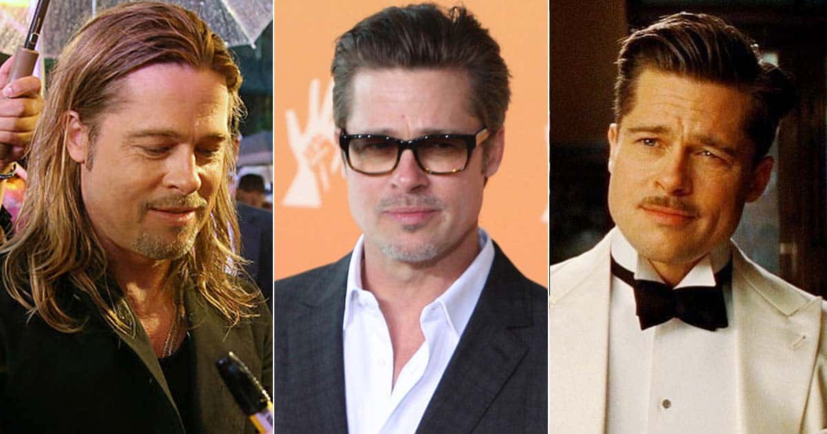 Brad Pitt Says As You Get Older And Crankier, That's When Comfort Becomes More Important