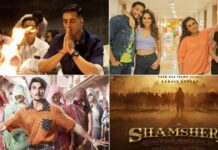 BREAKING : Aditya Chopra's Yash Raj Films announces the theatrical release dates of four of its marquee big screen movies Bunty Aur Babli 2, Prithviraj, Jayeshbhai Jordaar and Shamshera