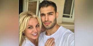 Britney Spears and Sam Asghari are officially engaged