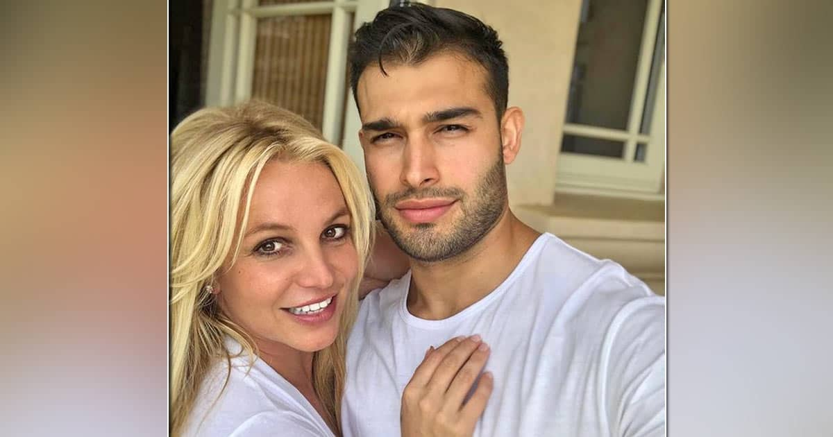 Britney Spears & Sam Asghari Are Officially Engaged
