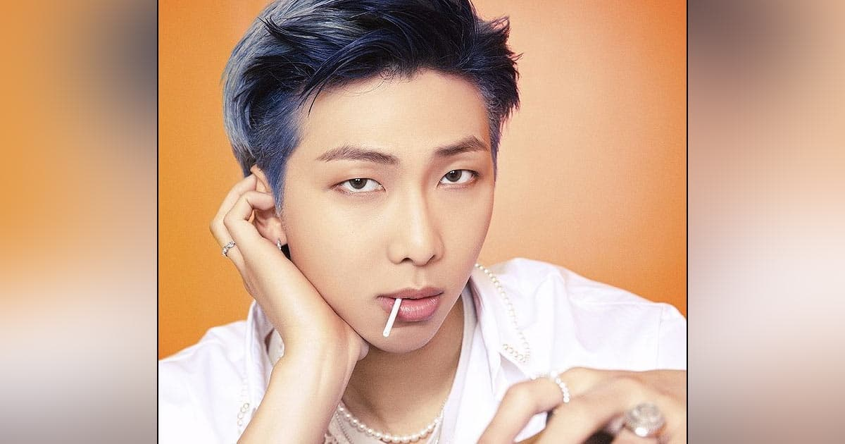 BTS Member RM Once Apologised After Facing Charges Of Him Plagiarising Lyrics